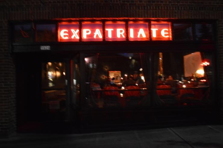 Expatriate