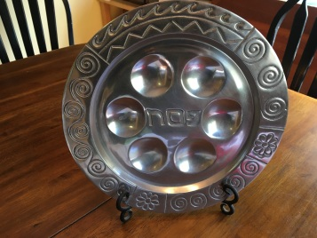 Seder Plate